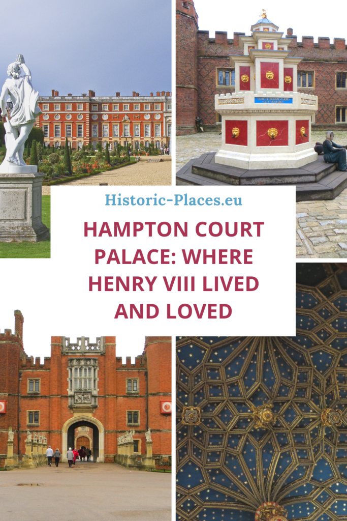 Hampton Court Palace: Where Henry VIII lived and loved