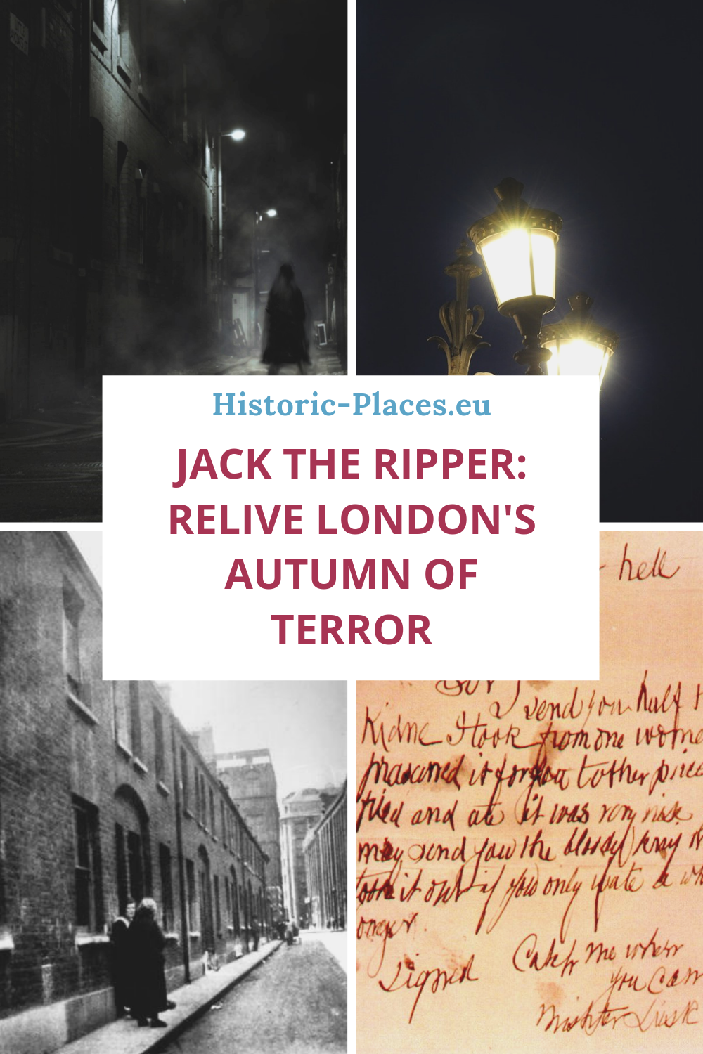 Jack the Ripper: Relive London's Autumn of Terror