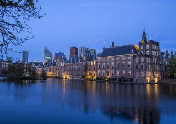 Historical landmarks in the Netherlands