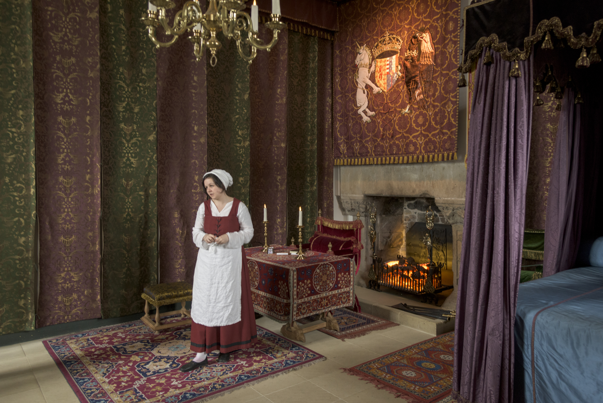 Historical places in Scotland you cannot miss: Stirling Castle