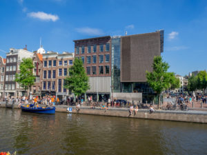 Historical landmarks in the Netherlands: Anne Frank House