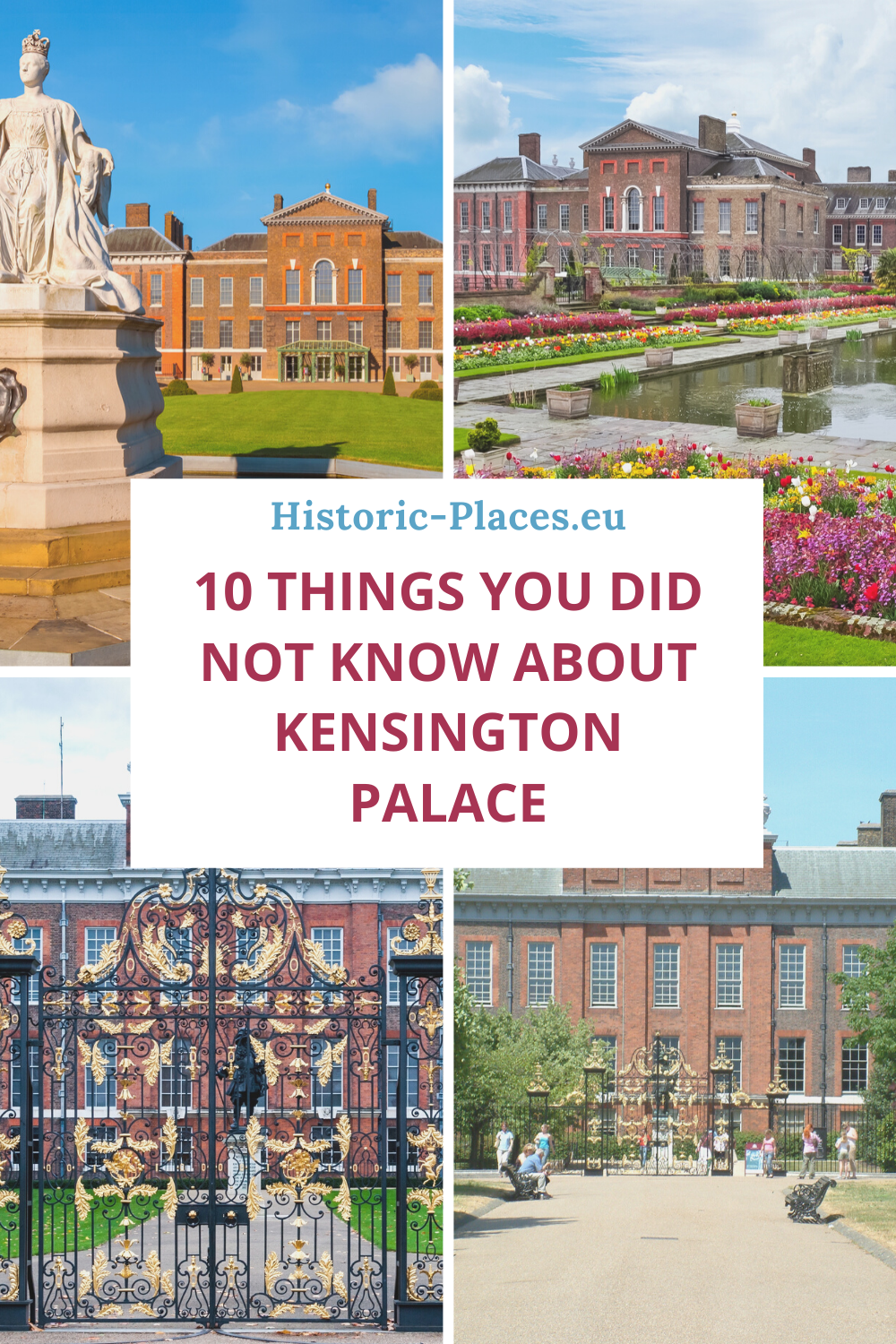 10 things you didn't know about Kensington Palace