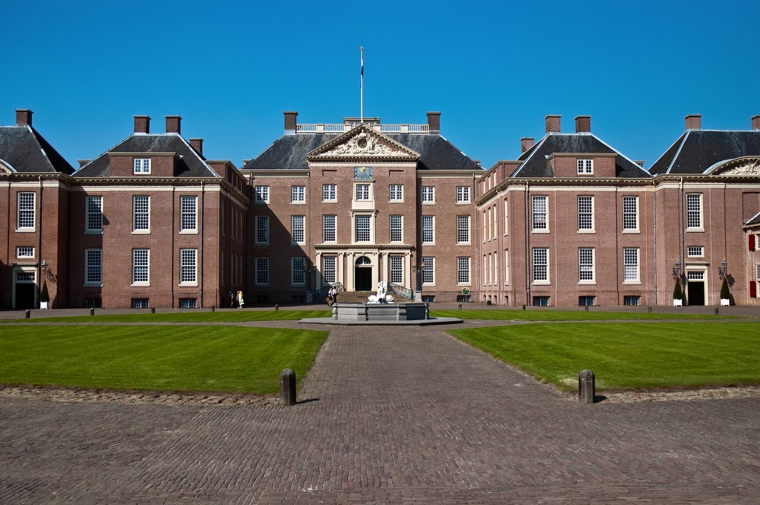 Historical landmarks in the Netherlands: Paleis Het Loo