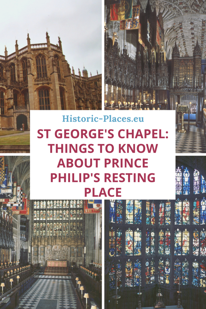 St George's Chapel: Things to know about Prince Philip's resting place
