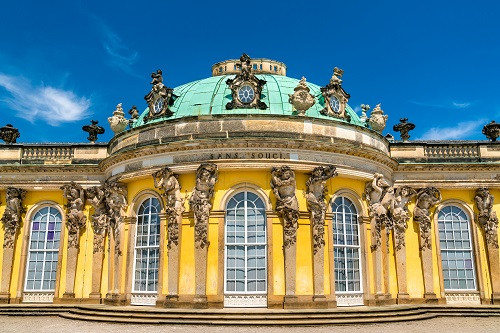 Historical places to visit in Germany